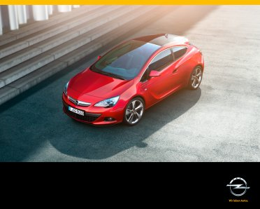 Opel astra gtc garage bonneton opel chevrolet for Garage opel l union